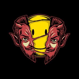 Логотип deep smile