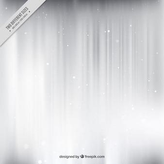 Defocused silver background
