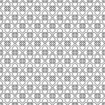 Delicate seamless pattern in oriental style - variation 3