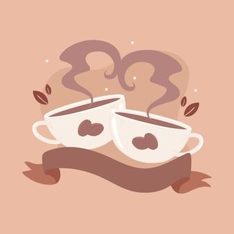 Delicious coffee break