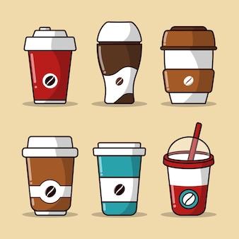 맛있는 커피 타임 컬렉션