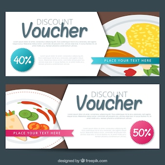 Delicious discount vouchers