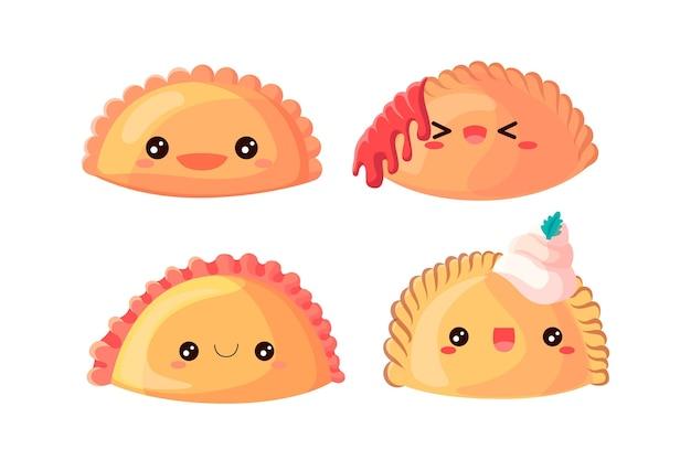 Восхитительная коллекция empanada