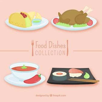 Вкусная еда
