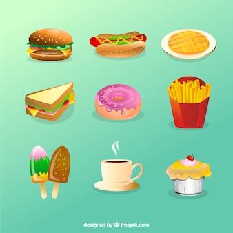 おいしい食べ物