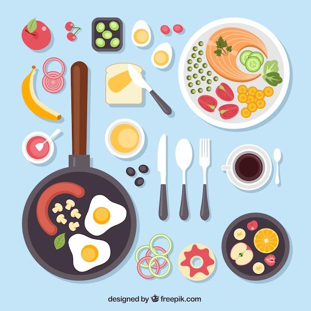 food vectors photos and psd files free download rh freepik com victor food store vector food icons