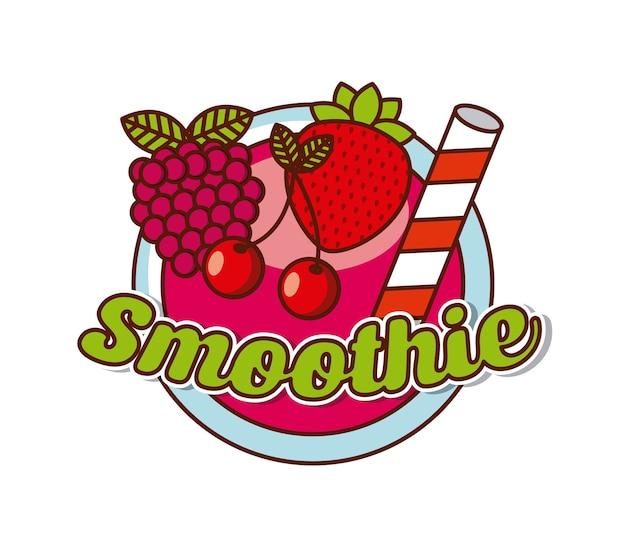 Вкусный дизайн фруктов