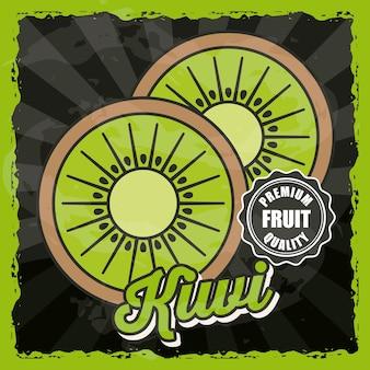 おいしいフルーツデザイン