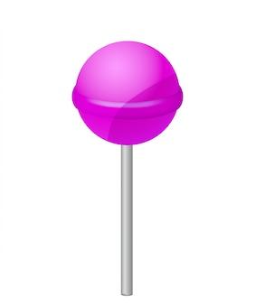 Delicious lollypop