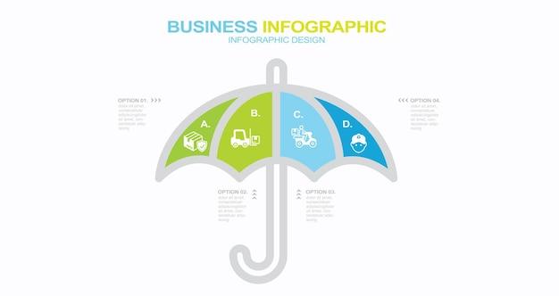 Доставки концепции складе иллюстрация инфографики доставки транспорта