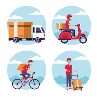 Служба доставки