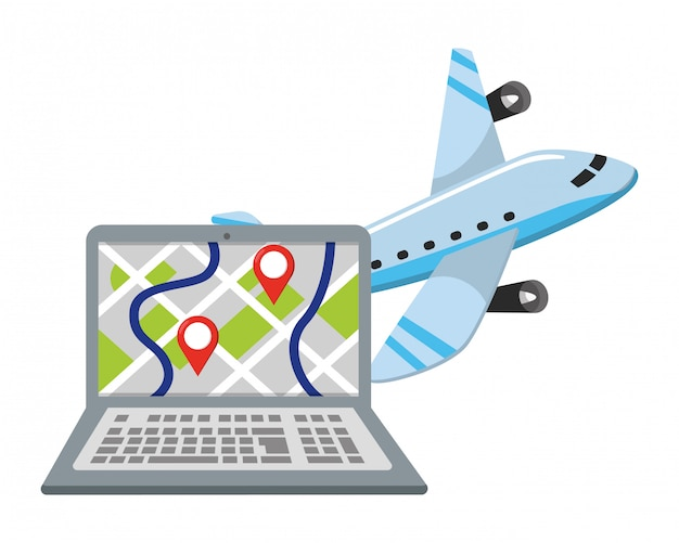 Delivery tracking service shipping logistic