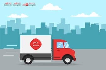 Delivery Truck Service