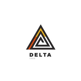 Логотип delta