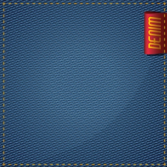 Denim background design