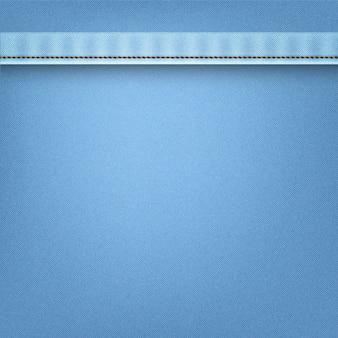 Джинсовая ткань, синий фон текстуры джинсов. реалистичная джинсовая текстура, гранж-принт.
