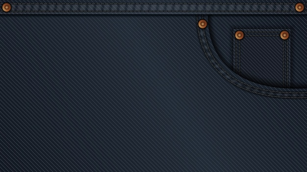 Denim jeans fabric background pattern
