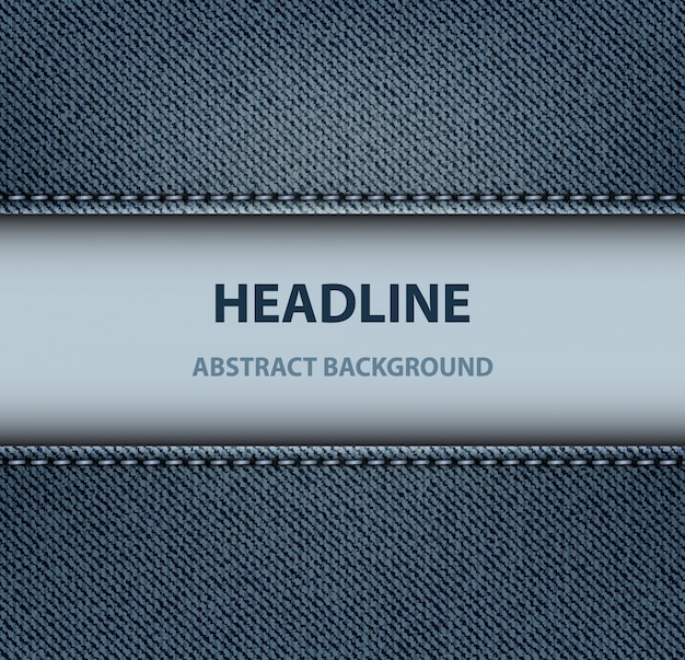 Denim stripe background
