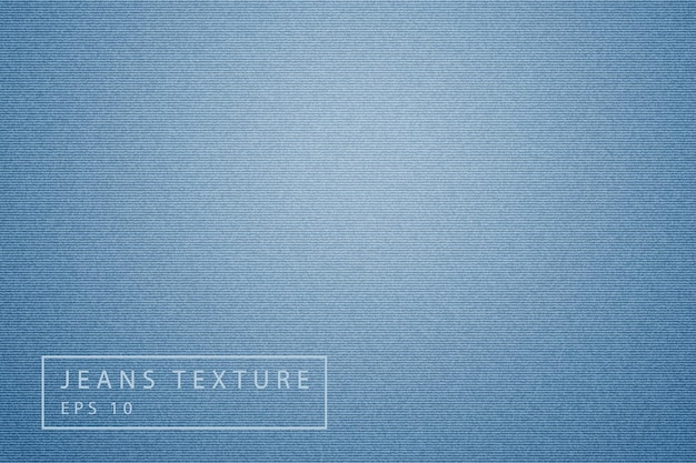 Denim vector texture blue