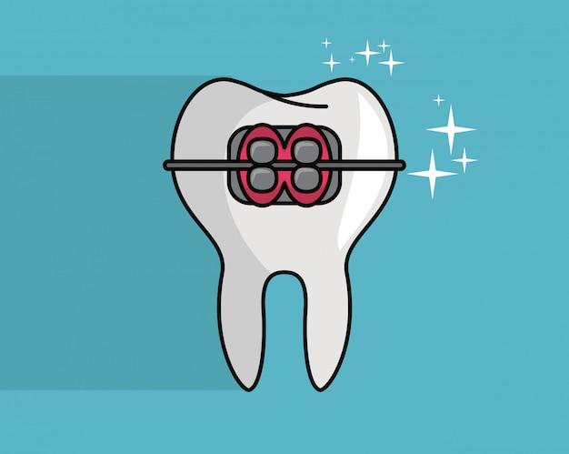 Зубная скобка