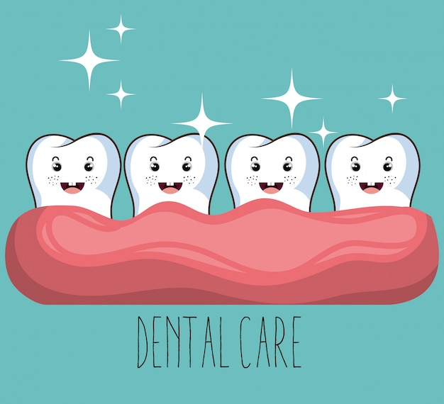 Dental care  design