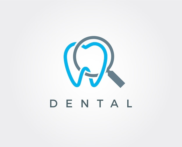 歯科医院のロゴテンプレート