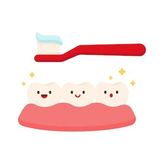 歯科衛生歯ブラシ洗浄