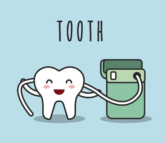 Dental hygiene design