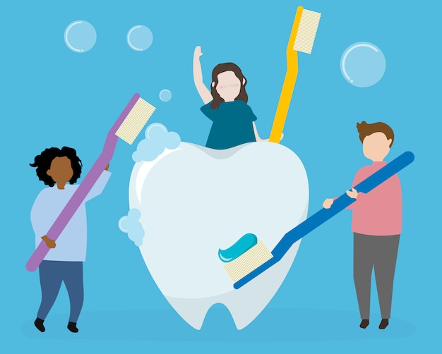 Dental hygiene and health care