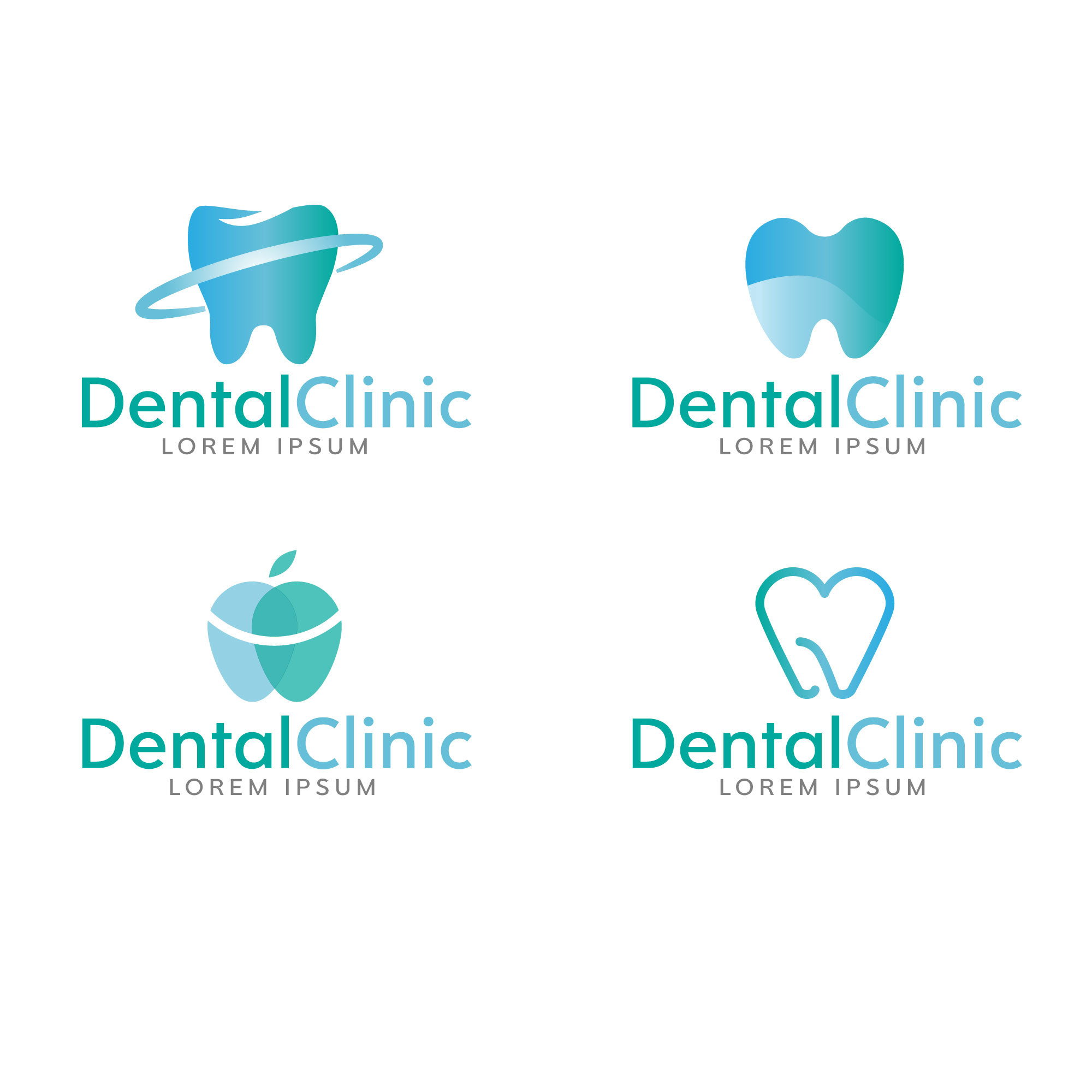 Dental Logo Collection