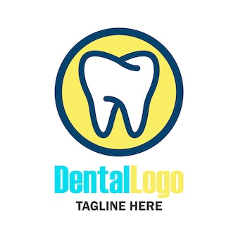 Dental logo desgin