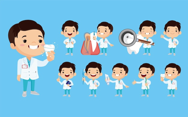 歯科医の性格と歯科治療の概念