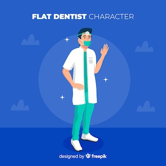 Dentist character