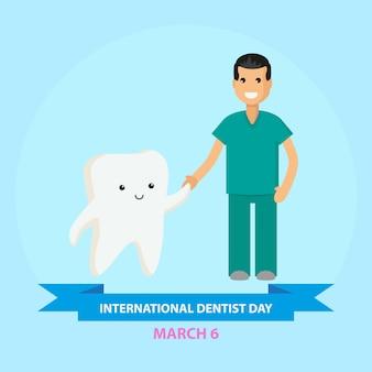 歯科医の日3月6日