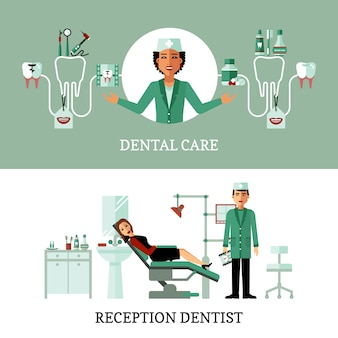 Баннеры для стоматологов