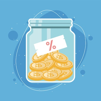 Deposit interest contribution