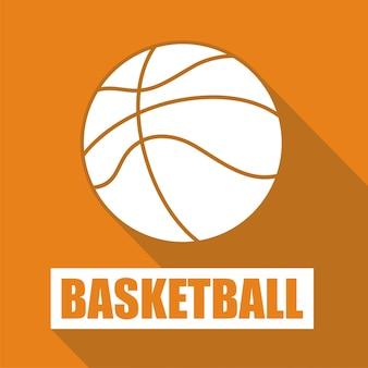 Design basketball ball concept