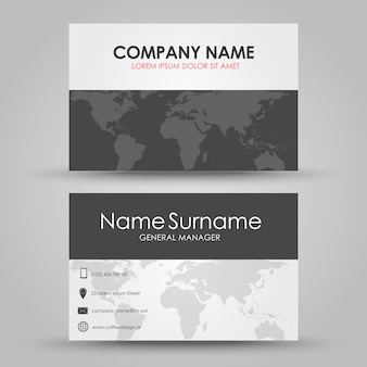 名刺のデザイン