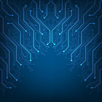 Design in the concept of electronic circuit boards