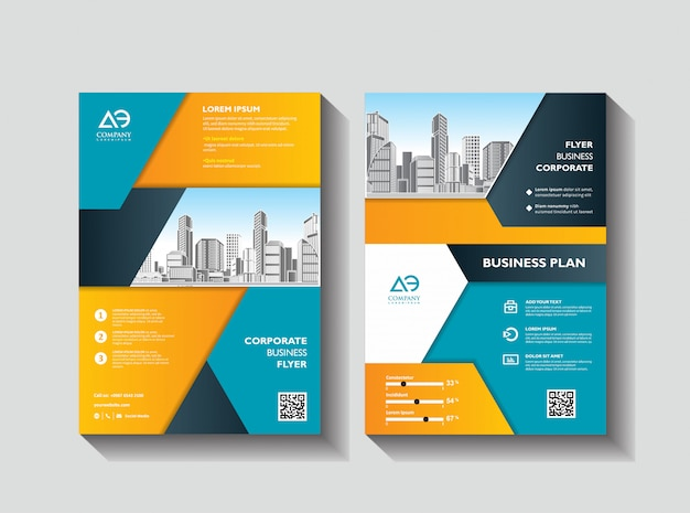 디자인 커버 책 책자 레이아웃 전단지 포스터 배경 연례 보고서