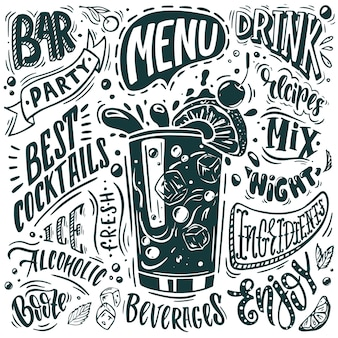 Design of menu