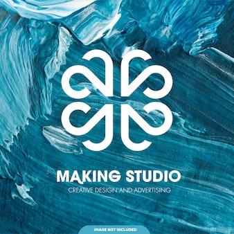 Design studioロゴ