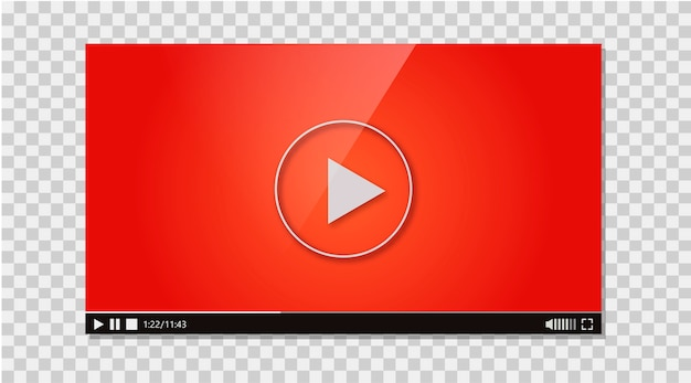 Design of the video player