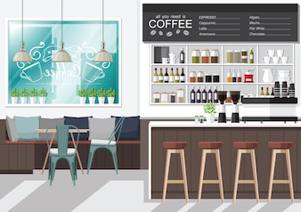 Design Your Coffee Shop
