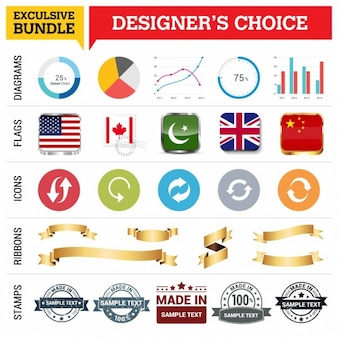 Designer's choice elements