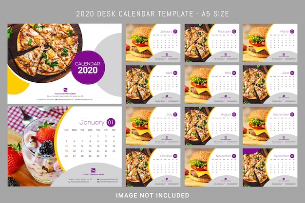 Calendrier De Lom 2020.Calendar 2020 Vectors Photos And Psd Files Free Download