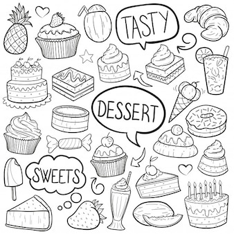 Desserts and Sweets Food