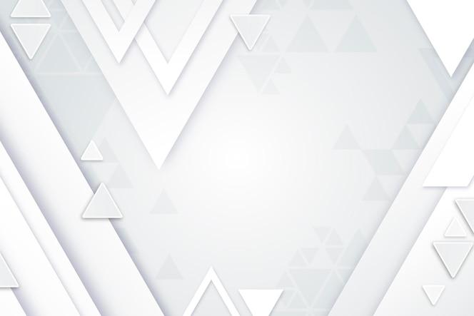詳細な抽象的な白い背景