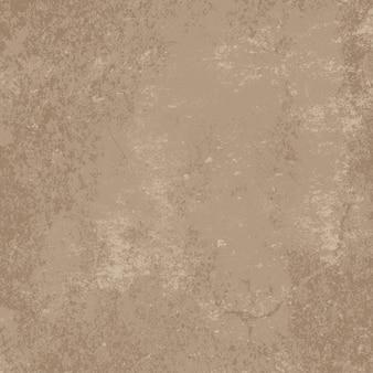感嘆符と汚れのある詳細なグランジ