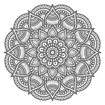 詳細な曼荼羅